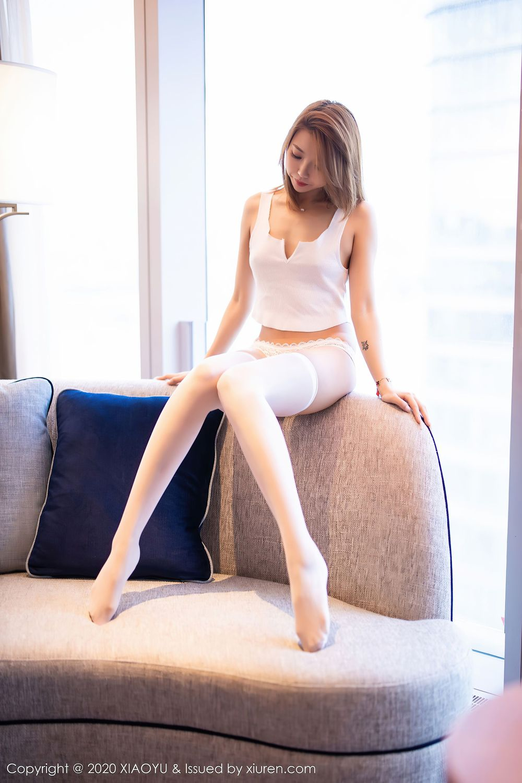 Vol.64 丝袜美腿小蛮腰翘臀浴室美女性感女神语画界-冯木木LRIS完整私房照合集