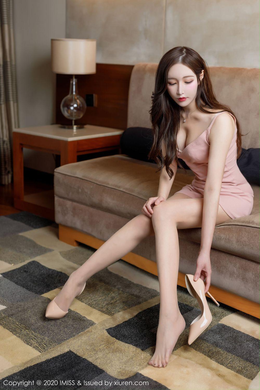 Vol.10 吊裙丝袜美腿小蛮腰内衣诱惑美女模特爱蜜社-小琳完整私房照合集