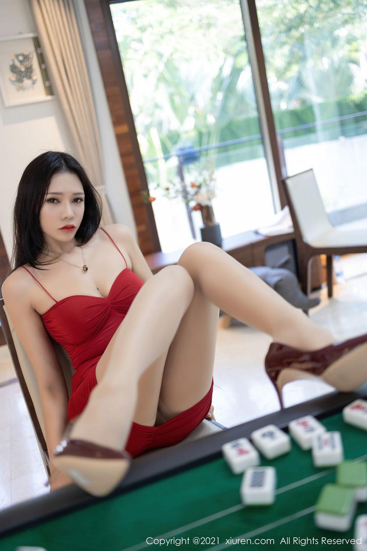 Vol.740 丝袜美腿吊裙腿控福利轻熟女美女模特秀人网-小娜比完整私房照合集