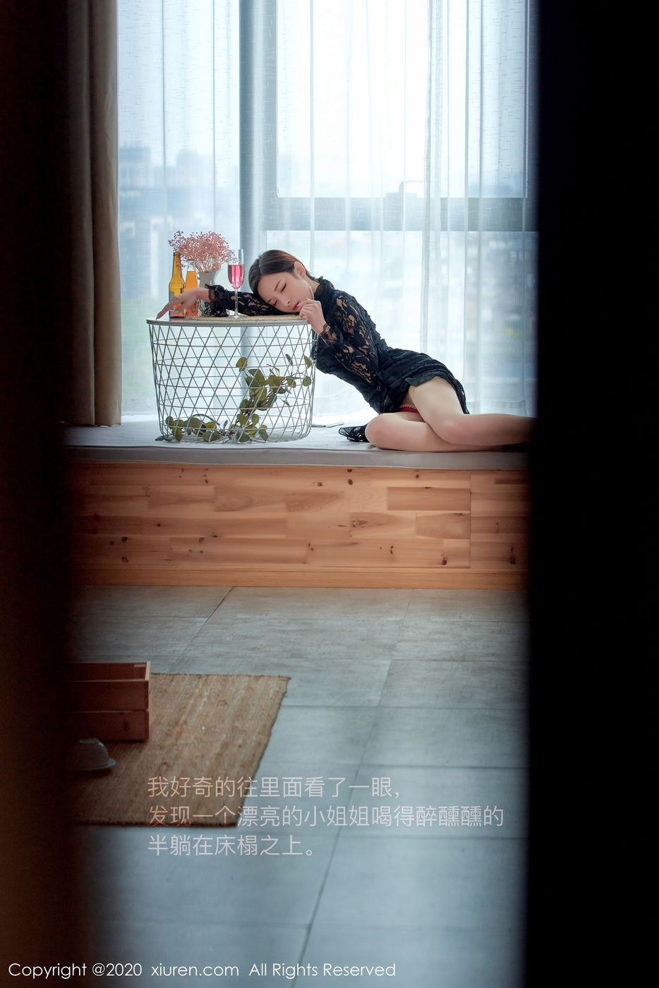 Vol.599 丝袜美腿内衣诱惑翘臀美胸性感美女美女模特秀人网-陈小喵完整私房照合集