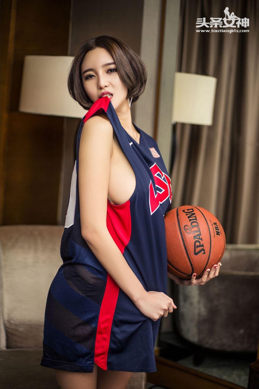 Vol.2 篮球宝贝嫩模大尺度半裸美女头条女神-文雪Cher完整私房照合集