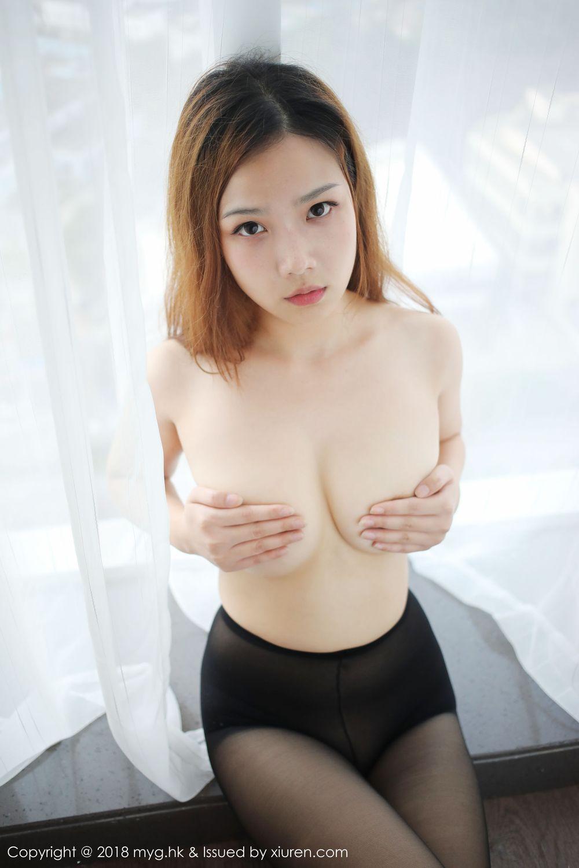 Vol.394 热裤黑丝美腿大尺度美胸性感女神美媛馆-徐微微完整私房照合集