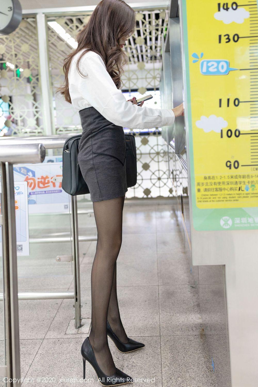 Vol.469 黑丝美腿职场OL白衬衫都市丽人美女模特秀人网-杨紫嫣完整私房照合集
